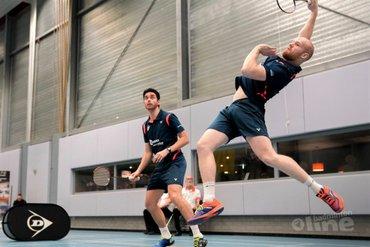 Halve finale strijd Nederlandse Badminton Eredivisie losgebarsten