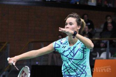 Badmintonemigrante Soraya de Visch Eijbergen actief in Barcelona