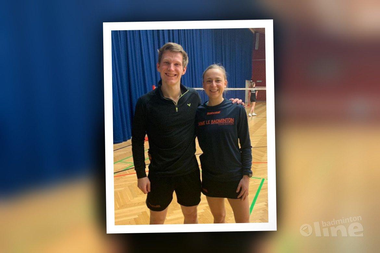 Austrian Open 2019: halve finales voor Mark Caljouw en Tabeling-Piek