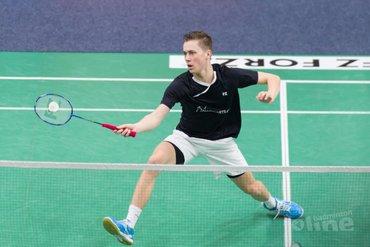 Badmintonner Brian Wassink: Ik heb lymfklierkanker
