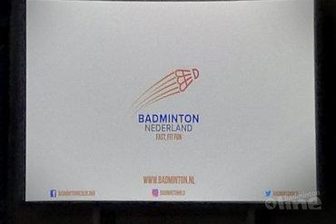 Badminton Nederland onthult nieuw logo