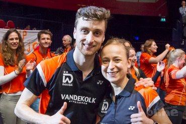 Swiss Open 2019: Selena Piek blijft thuis