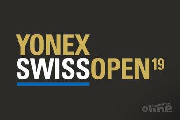 Zware eerste dag voor Nederlandse badmintonners bij Swiss Open 2019