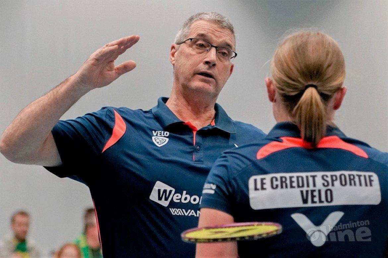 Ciraar Slaats stopt als hoofdtrainer bij VELO