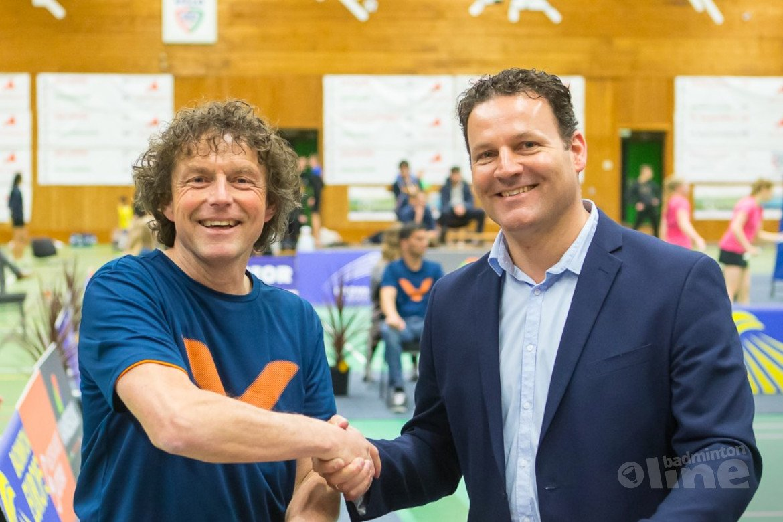 Wateringse eredivisieclub stelt Paul de Graaf aan op als opvolger van hoofdtrainer Ciraar Slaats