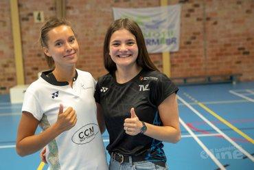 Aram Mahmoud en Soraya de Visch Eijbergen winnen Master-toernooi in Zoetermeer
