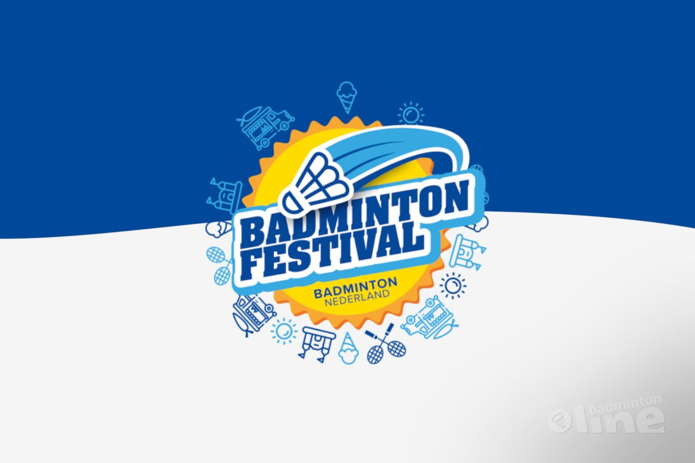 Outdoor badminton tijdens Badminton Festival 2019: alle info op badmintonline.nl