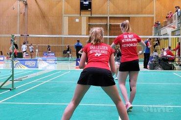 Kirsten de Wit en Iris van Leijsen in halve finales Austrian U17 Open