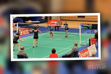 Selena Piek en Cheryl Seinen stranden in halve finales Li-Ning Denmark Challenge