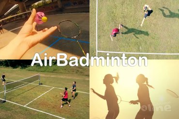 Wat is AirBadminton?