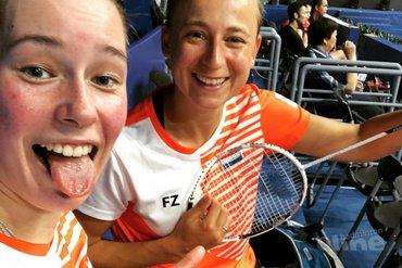Nederlandse badmintonploeg verslaat Vietnam met 3-2 in poulefase Sudirman Cup