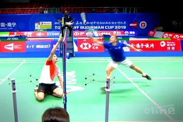 Frankrijk verslaat Nederland bij Sudirman Cup in China