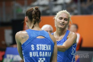 Stoeva-zussen overklassen Selena Piek en Cheryl Seinen in Frankrijk