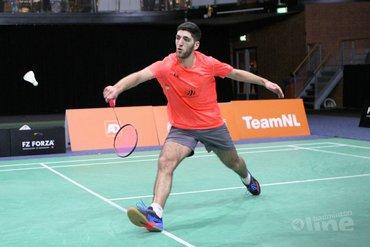 Sportcentrum Mariahoeve in Den Haag ook dit weekend badmintontempel