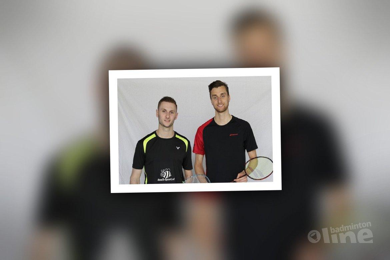 Nederlandse badmintonners actief in Litouwen en Azerbeidzjan