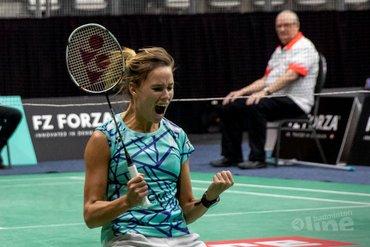 Volle bak winst voor Nederlandse badmintonners bij Europese Spelen in Minsk