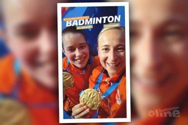 Goud voor Selena Piek en Cheryl Seinen bij European Games 2019