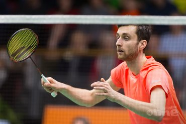 Dutch badminton player Jacco Arends retires from his professional career