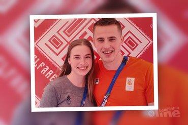 Deense nummer twee Line Kjaersfeldt komt badmintonnen bij Haagse DKC