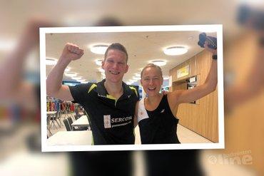 Dag drie WK Badminton 2019: Robin Tabeling en Selena Piek naar achtste finales