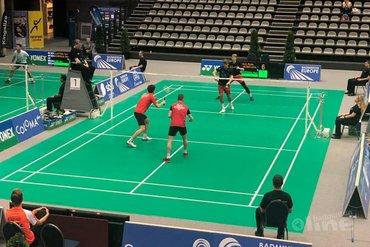 Twee Nederlandse kwartfinales bij de Yonex Belgian International 2019