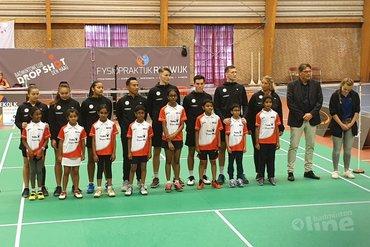 Drop Shot wint Nederlandse Badminton Eredivisie topper tegen Limburgse Roosterse
