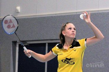 Almere wint ook van Smashing in Nederlandse Badminton Eredivisie