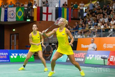 Vooruitblik vrouwendubbel Yonex Dutch Open 2019