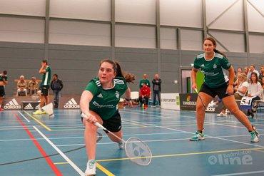 Forse nederlaag in Nederlandse Badminton Eredivisie voor VELO