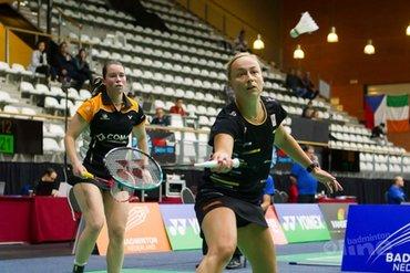 Drie Nederlandse koppels in kwartfinales Yonex Dutch Open 2019
