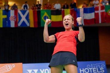 Robin Tabeling en Selena Piek naar finale Yonex Dutch Open 2019