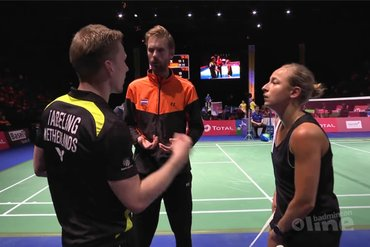 Dinsdag Denmark Open 2019: kostbaar verlies Piek en Tabeling?