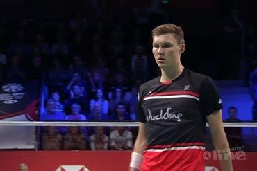 Donderdag Denmark Open 2019: Anders nog geen Viktor