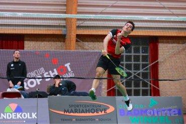 Drop Shot met dubbel gevoel naar kampioenspoule Nederlandse Badminton Eredivisie