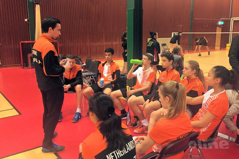 Nederland U15 tweede bij teamtoernooi Swedish Youth Games 2019