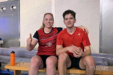 Ties van der Lecq en Debora Jille in kwartfinales Scottish Open 2019