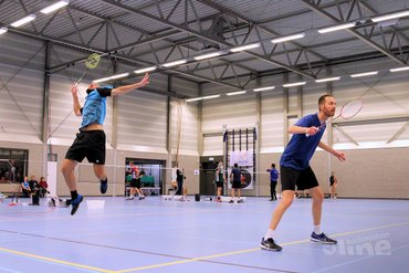 Michiel Kruijt en Hanna Couwenhoven regiokampioen in Spijkenisse