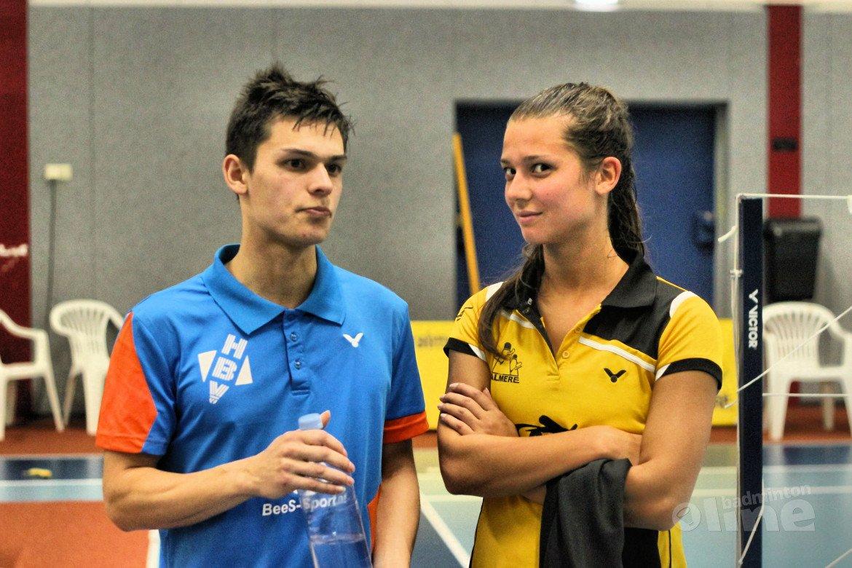 Maximale score Almere tegen Hoornse