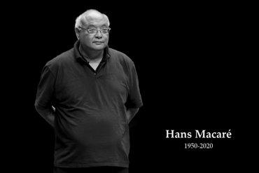 Hans Macaré overleden