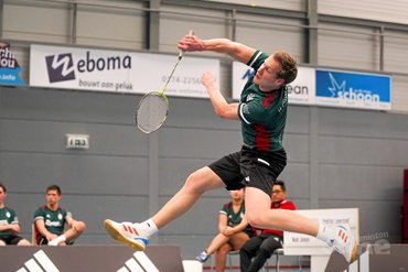 Goede overwinning in Limburg voor VELO
