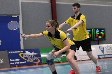 Almere met 7-1 te sterk voor DKC in Nederlandse Badminton Eredivisie