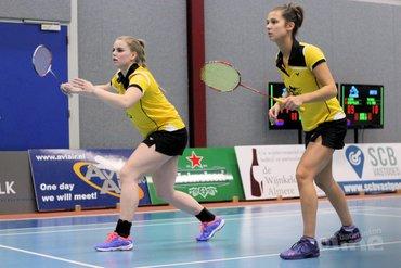 Tweede fase Nederlandse Badminton Eredivisie eindigt voor Almere met ongeslagen status