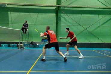 Kwartfinales eindstation voor Gijs Duijs en Wessel van der Aar in Slowakije