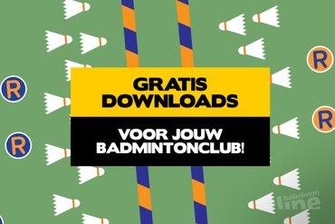 Handige downloads: badminton sportprotocol voor verenigingen