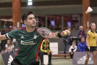 VELO start met verlies van landskampioen in Nederlandse Badminton Eredivisie