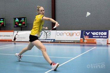 Nederlandse Badminton Eredivisie: Ook winst op Amersfoort voor Almere
