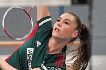 Nederlandse Badminton Eredivisie: AMOR geen partij voor VELO