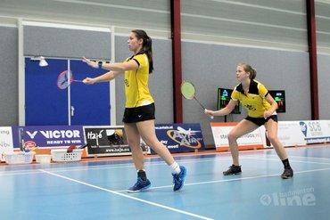 Ruime winst voor Almere op Hoornse in Nederlandse Badminton Eredivisie