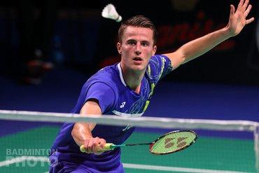 Nederlanders uitgeschakeld op Denmark Open