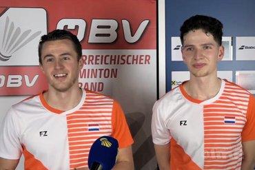 Nederlandse badmintonners verslaan Slowakije met 4-1